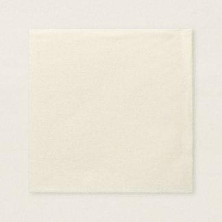 Servilleta de papel de encargo - Ecru estándar