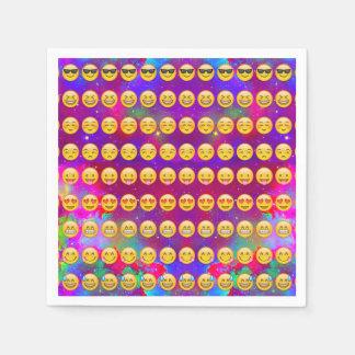 Servilleta De Papel Galaxia Emojis