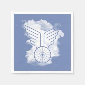 Servilleta De Papel Libertad de la bicicleta