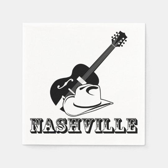 Servilleta De Papel Nashville