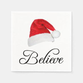 Servilleta De Papel Navidad de Santa
