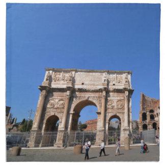 Servilleta De Tela Arco en Roma, Italia