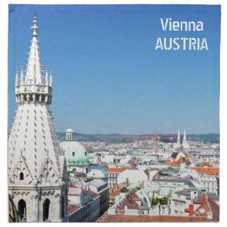 Servilleta De Tela Arquitectura en Viena, Austria