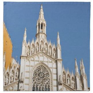 Servilleta De Tela Arquitectura gótica en Roma, Italia