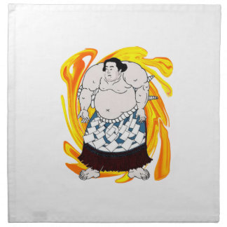 Servilleta De Tela Barrendero del sumo