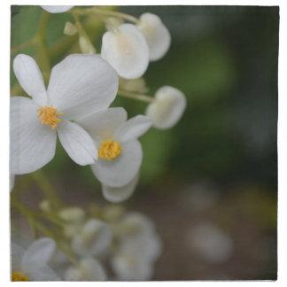 Servilleta De Tela Bebé floral