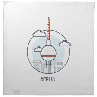 Servilleta De Tela Berlin