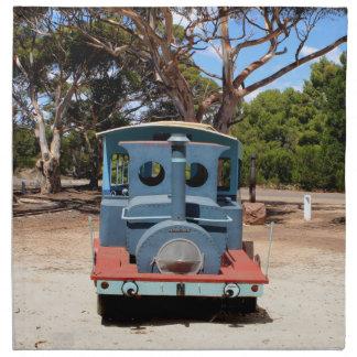 Servilleta De Tela Chicloso, locomotora 2 del motor del tren