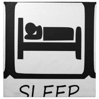 SERVILLETA DE TELA COMA SLEEP23