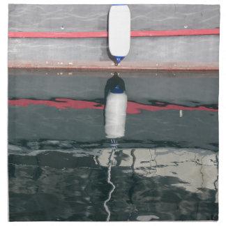 Servilleta De Tela Defensas del barco que cuelgan en el tablero