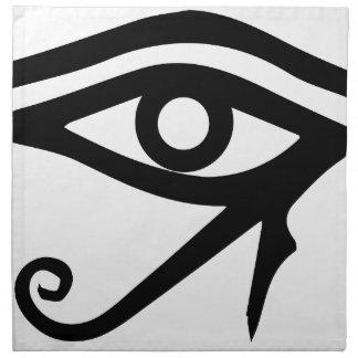Servilleta De Tela El ojo del Ra