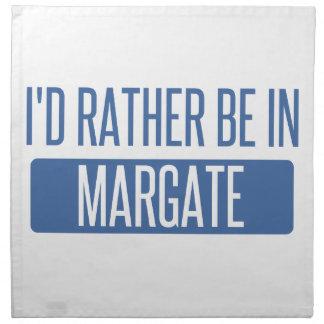 Servilleta De Tela Estaría bastante en Margate