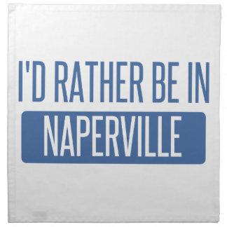 Servilleta De Tela Estaría bastante en Naperville