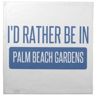 Servilleta De Tela Estaría bastante en Palm Beach Gardens