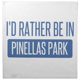 Servilleta De Tela Estaría bastante en Pinellas Park