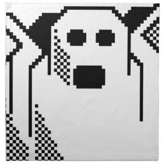 Servilleta De Tela Fantasma fantasmagórico