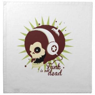 Servilleta De Tela Funk not dead