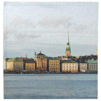 Servilleta De Tela Gamla Stan en Estocolmo, Suecia