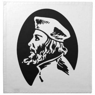 Servilleta De Tela Jan Hus