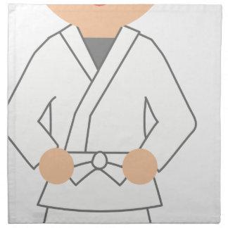 Servilleta De Tela Karate Kid