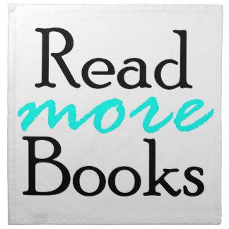 Servilleta De Tela Lea más libros