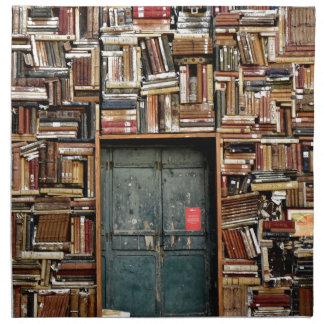 Servilleta De Tela Libros y libros
