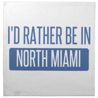 Servilleta De Tela Miami del norte