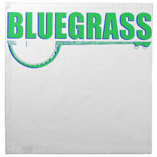 Servilleta De Tela Música de Bluegrass