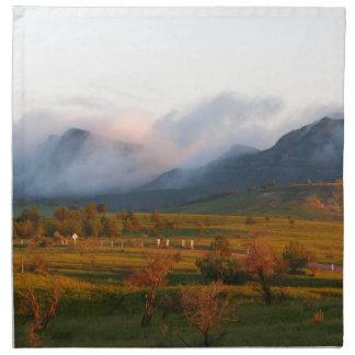 Servilleta De Tela Niebla de la mañana, libra de Wilpena