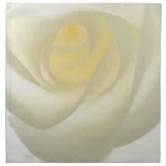 Servilleta De Tela Ojo del rosa de la nata