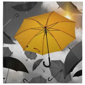 Servilleta De Tela paraguas