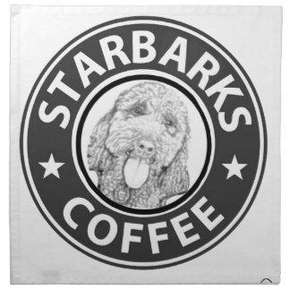 Servilleta De Tela perro Starbucks