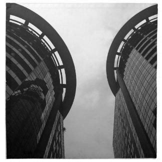 Servilleta De Tela Rascacielos céntrico