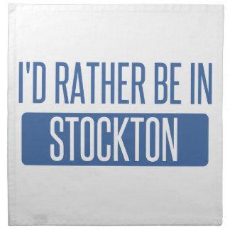 Servilleta De Tela Stockton