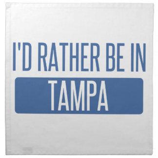 Servilleta De Tela Tampa