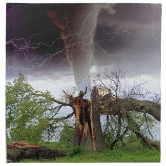 Servilleta De Tela Tornado