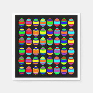Servilleta Desechable Modelo del huevo de Pascua