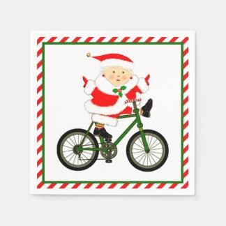 Servilleta Desechable Navidad de ciclo