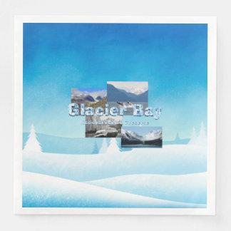 Servilletas De Papel Glacier Bay de ABH