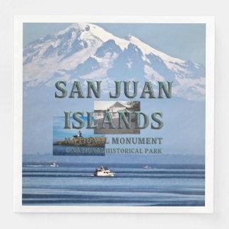 Servilletas De Papel Islas de ABH San Juan