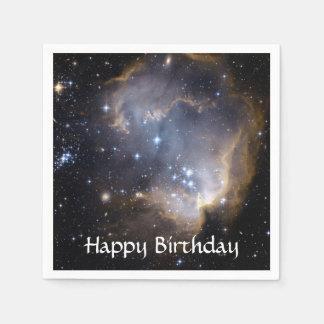 Servilletas De Papel NASA brillante de las estrellas de NGC 602