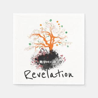 Servilletas De Papel Revelación 22-2