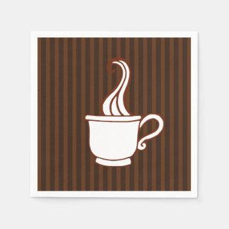 Servilletas De Papel Servilletas del café