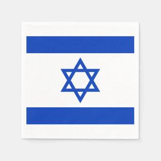Servilletas Desechables Bandera de Israel