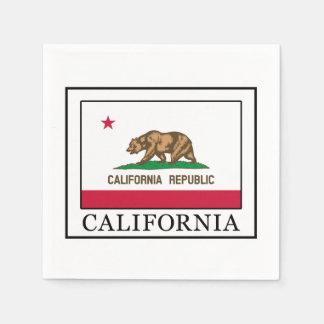 Servilletas Desechables California