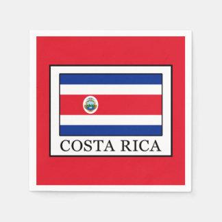 Servilletas Desechables Costa Rica