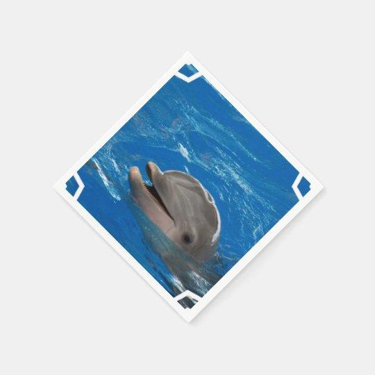 Servilletas Desechables Delfín adorable