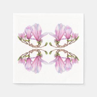 Servilletas Desechables Magnolia