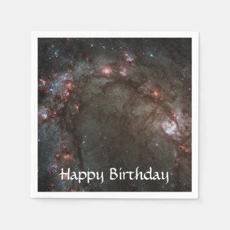 Servilletas Desechables NASA de la galaxia espiral M83
