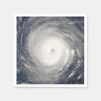 Servilletas Desechables Ojo del huracán